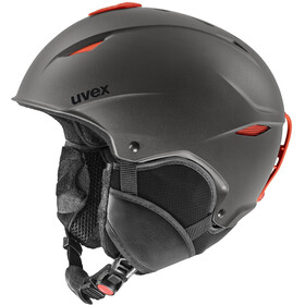 UVEX Primo Kask, dark slate orange mat